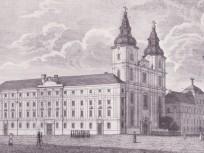 1835, Szeminárium (Egyetem) tér, 4. (1950-től) 5. kerület