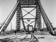 1963, az épülő Erzsébet híd, 1. kerület