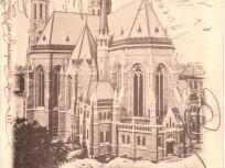 1901 táján, Szegényház tér (Rózsák tere), 7. kerület