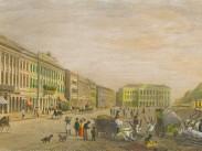 1856, Felső Dunasor, vagy Feldunasor  (Széchenyi tér), 4. (1950-től) 5. kerület