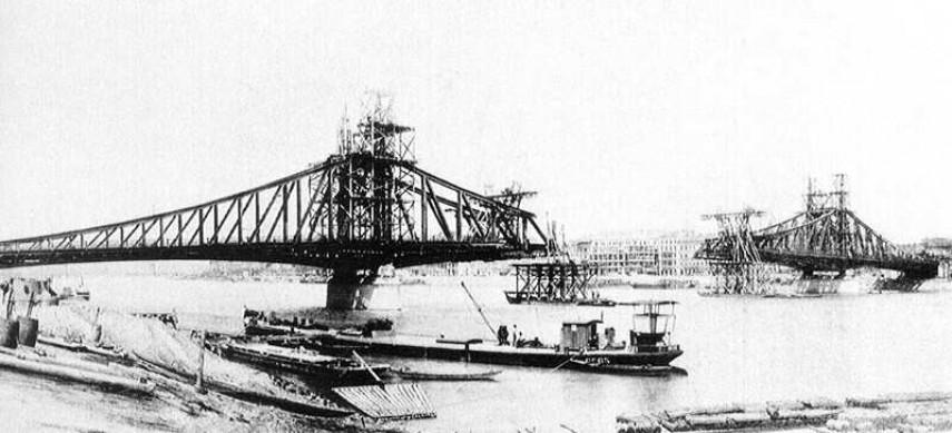 1895, Budai alsó rakpart, 11. kerület
