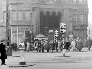 1960, Felszabadulás tér (Ferenciek tere) , 5. kerület