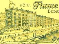 1900-as évek eleje, Lánchíd utca, 1. kerület