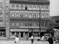 1961, Baross tér, 8. kerület