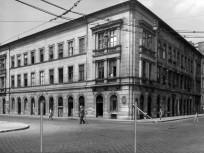 . kerület1961, Köztársaság (II. János Pál pápa) tér a Berzsenyi utcánál,