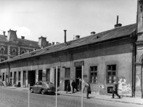 1961, Köztársaság ( II. János Pál pápa) tér, 8. kerület