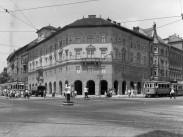 1961, Üllői út a Nagykörútnál, 8. kerület