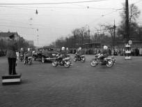 1960, Könyves Kálmán körút az Üllői útnál, 10. és 8. kerület