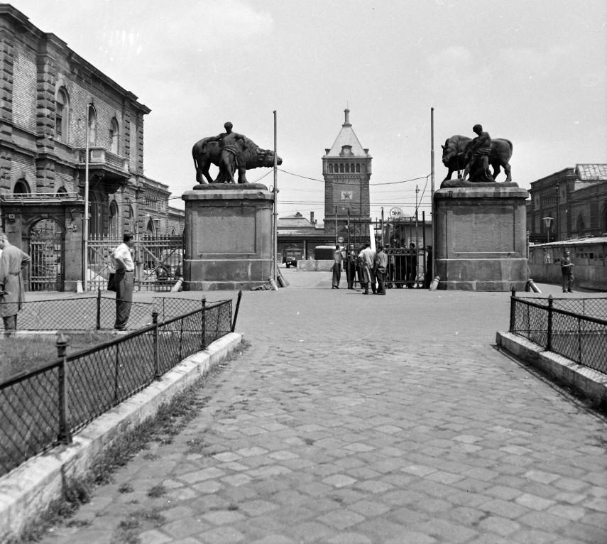 1959, Soroksári út, 9. kerület