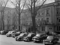 1957, Margitsziget, a GRAND HOTEL