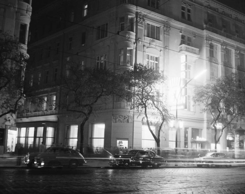 1960, Szent István körút, 5. kerület