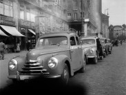 1955, Tanács (Károly) körút, 7. kerület