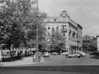 1969, Vörösmarty tér, 5. kerület