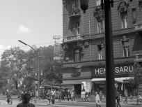 1973, Szent István körút a Jászai Mari térnél, 13. kerület