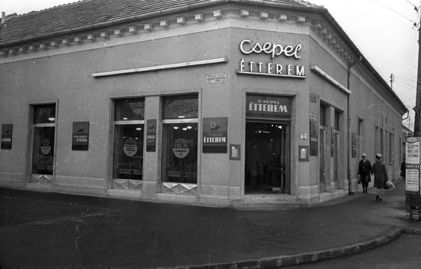 1969, Csepel, Kossuth Lajos utca, 21. kerület