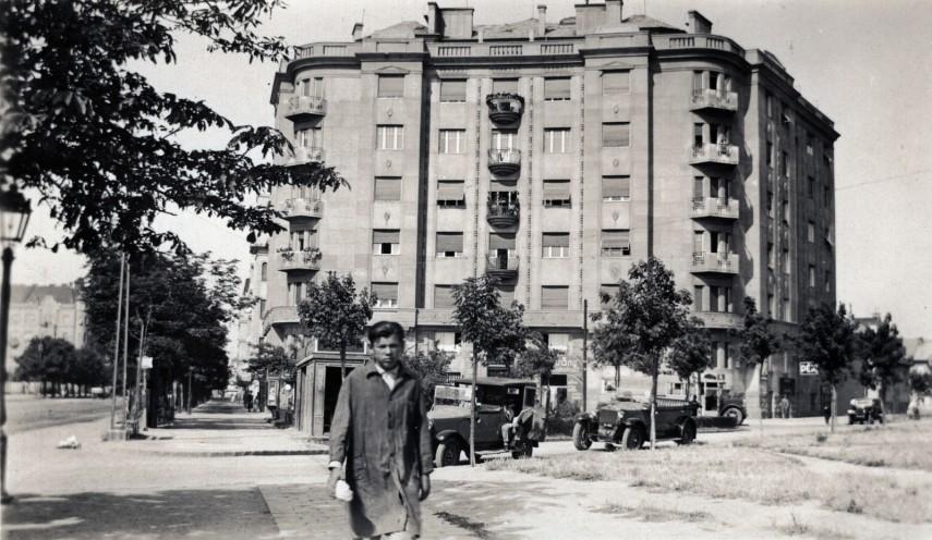 1935, Lenke (Kosztolányi Dezső) tér, 11. kerület