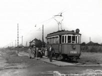 1956, Vezér utca a Füredi utca felől, 14. kerület
