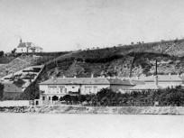 1872 táján, (Árpád fejedelem útja), Újlaki rakpart, 2. kerület