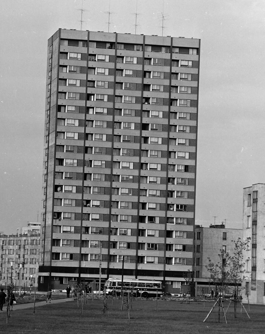 1969, Kassai tér, 14. kerület