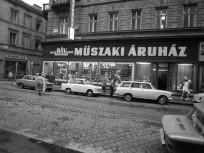 1976, Majakovszkij (Király) utca, 7. kerület