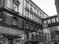 1975, névtelen utca a Lenin (Teréz) körút és a Jókai utca között, 6. kerület