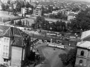 1966, Erzsébet királyné útja a Hungária körútnál, 14. kerület