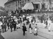 1912, Szarvas tér