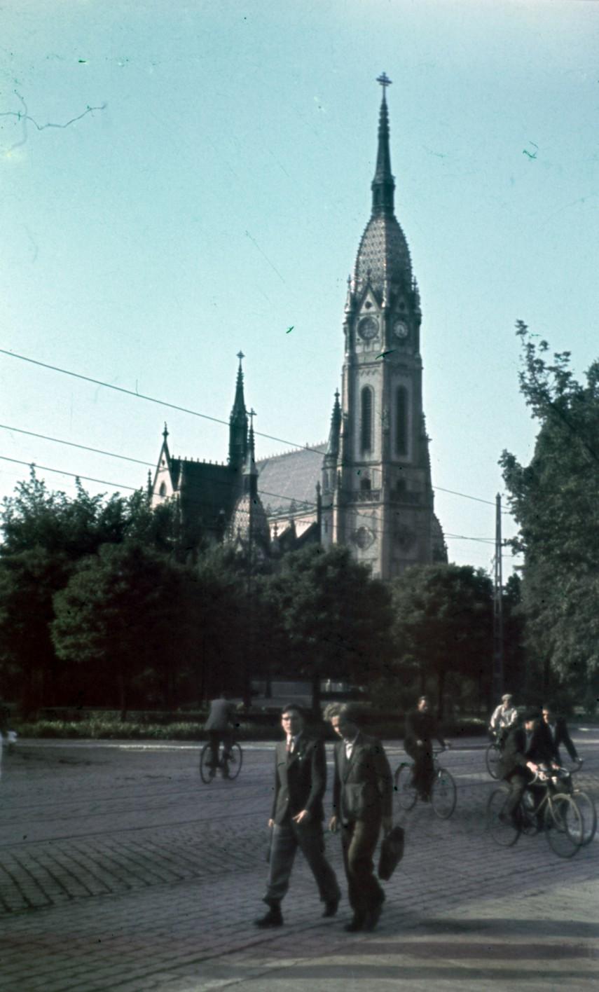 1941, Szent László tér, 10 kerület