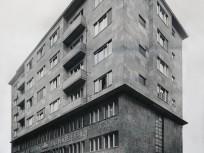 1942, Vas utca a Stáhly utca sarkánál, 8. kerület