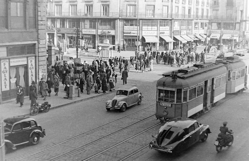 1948, Kossuth Lajos utca, 4. (1950-től 5.) kerület