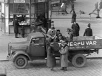 1950, Marx (Nyugati) tér, 5., 6. és 13. keület