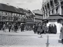 1916, Deák Ferenc tér, 6. és 5. kerület