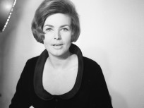 1965, Takács Marika tévébemondó