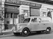 1957, Rákóczi tér 10. számú ház, 8. kerület
