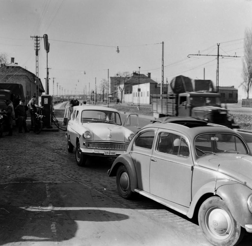 1962, Dózsa György (Helsinki) út, 20. kerület
