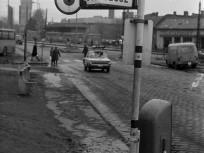 1980, Bécsi út a Vörösvári útnál, 3. kerület