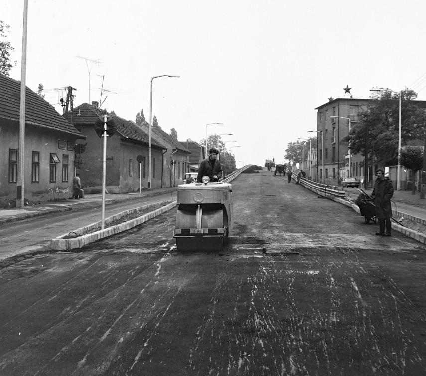 1977, Marx Károly (Grassalkovich) út, 23. (ekkor 20.) kerület
