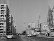 1974, Leányka utca a Pentz Károly (Törley) térnél, 22. kerület