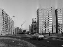 1975, Örs vezér tere a Füredi utcai kereszteződésnél, 14. kerület