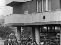 1980, Krisztina tér, 1. kerület
