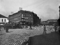 1905, Calvin (Kálvin) tér, 5. kerület