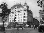 1908, Calvin (Kálvin) tér, 5. kerület