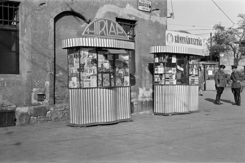 1959, Baross utca, 8. kerület