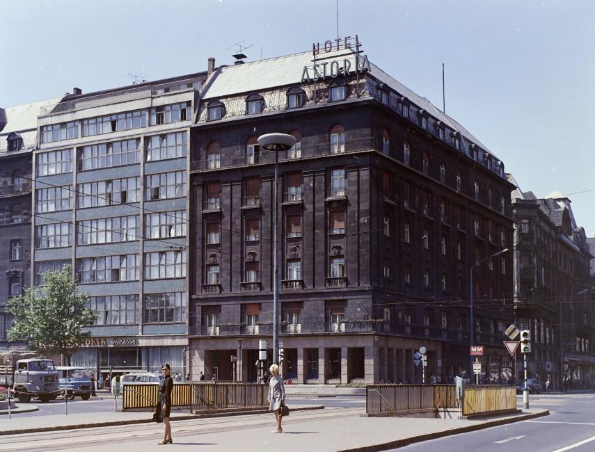 1969, Múzeum körút, 5. kerület