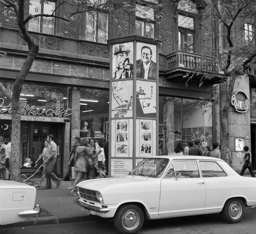 1970, Lenin (Erzsébet) körút, 7. kerület