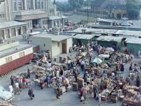 1972, a Tátra téri Piac és Vásárcsarnok, 20. kerület