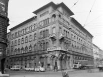 1973, Bethlen Gábor utca a Garay utcánál, 7. kerület