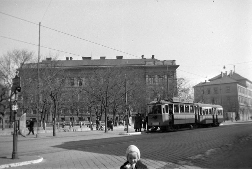 1944, Ludovika tér, 8. kerület