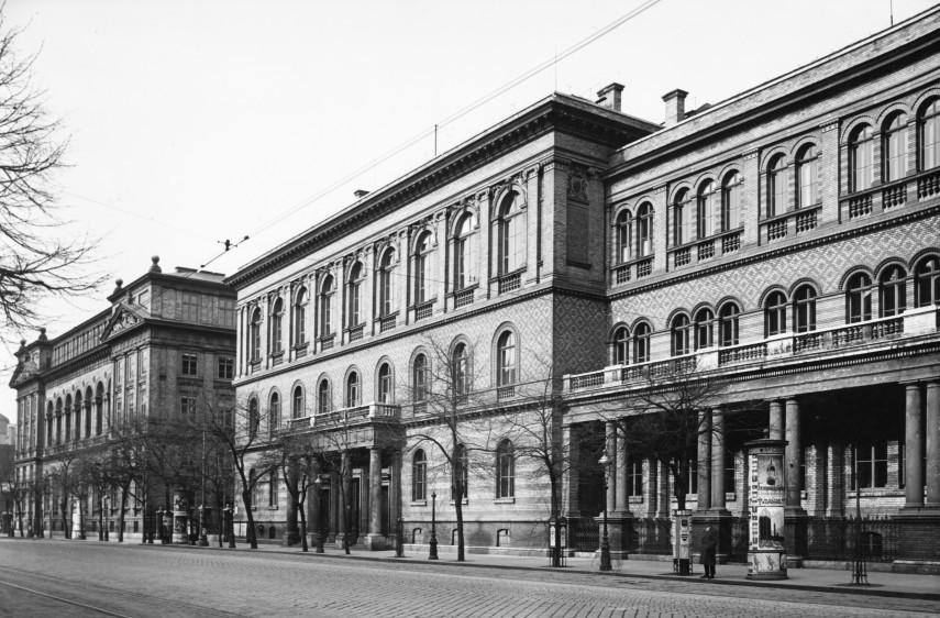 1940, Múzeum körút, 8. kerület
