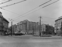 1957, Baross tér, Erzsébetváros és Józsefváros